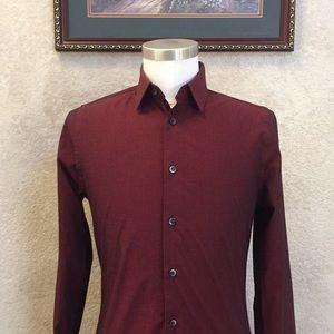 E X P R E S S   NWOT   Men's dress shirt